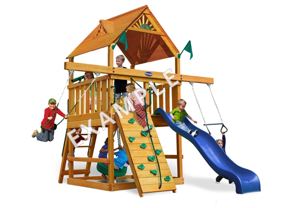 Swing Sets And Swing Set Accessories By Playnation